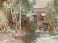 View of the Pont du Gard: An Essay in Romantic Landscape