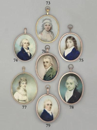 George Place (Irish, d. 1805)