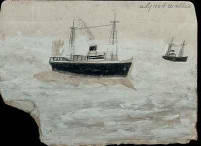 Alfred Wallis (1855-1942)