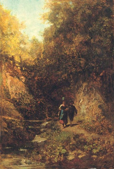 Carl Spitzweg (German, 1808-18