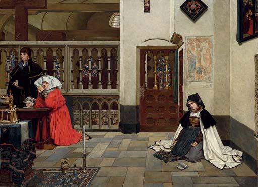 James (Jacques) Joseph Tissot (1836-1902)