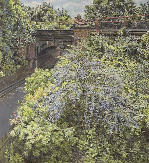 Railway Bridge Spring