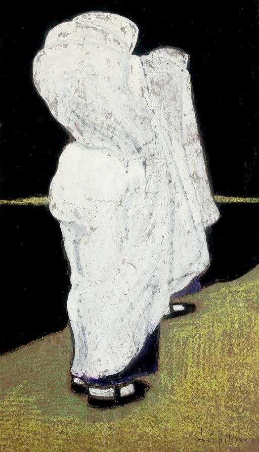 Les habits blancs (Witte gewaden)