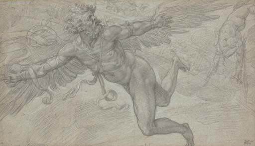 The Flight of Daedalus and Icarus