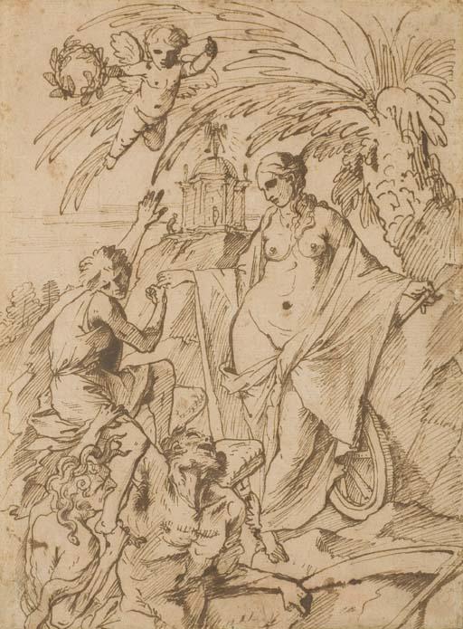 Pietro Testa, il Lucchesino (Lucca 1611-1650 Rome)