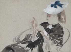 Jacques-Joseph Tissot, called James Tissot (Nantes 1836-1902