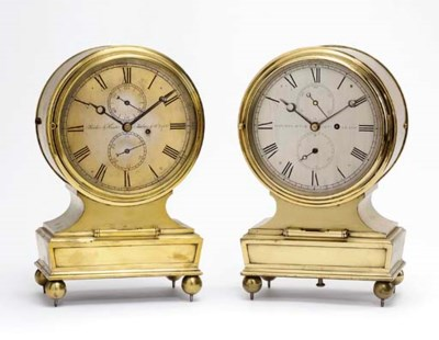 A matched pair of Victorian br