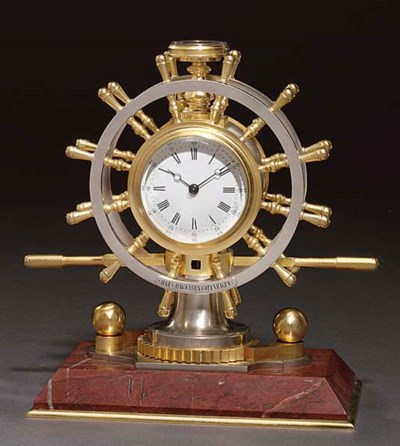 Ship's Wheel A French small gi