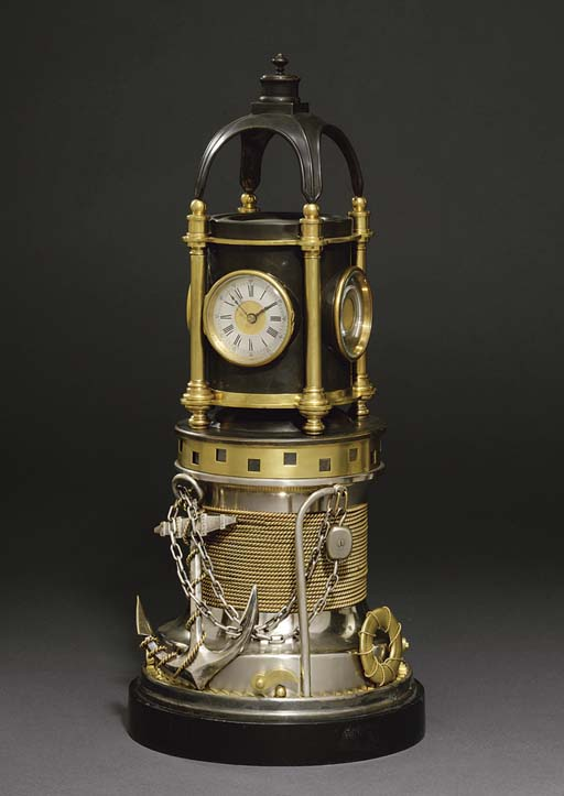 Capstan and Lantern A French b