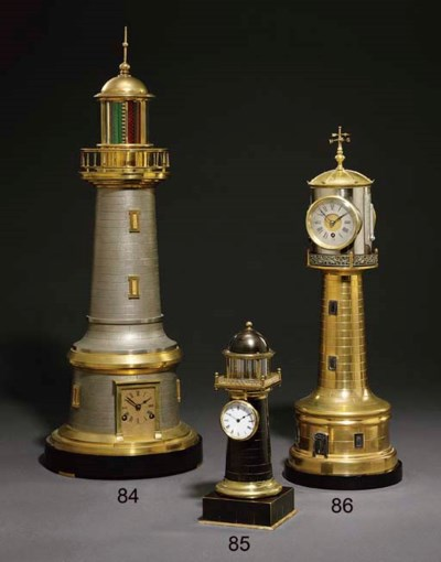 Lighthouse A French brass and