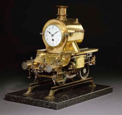 Locomotive An unusual French b