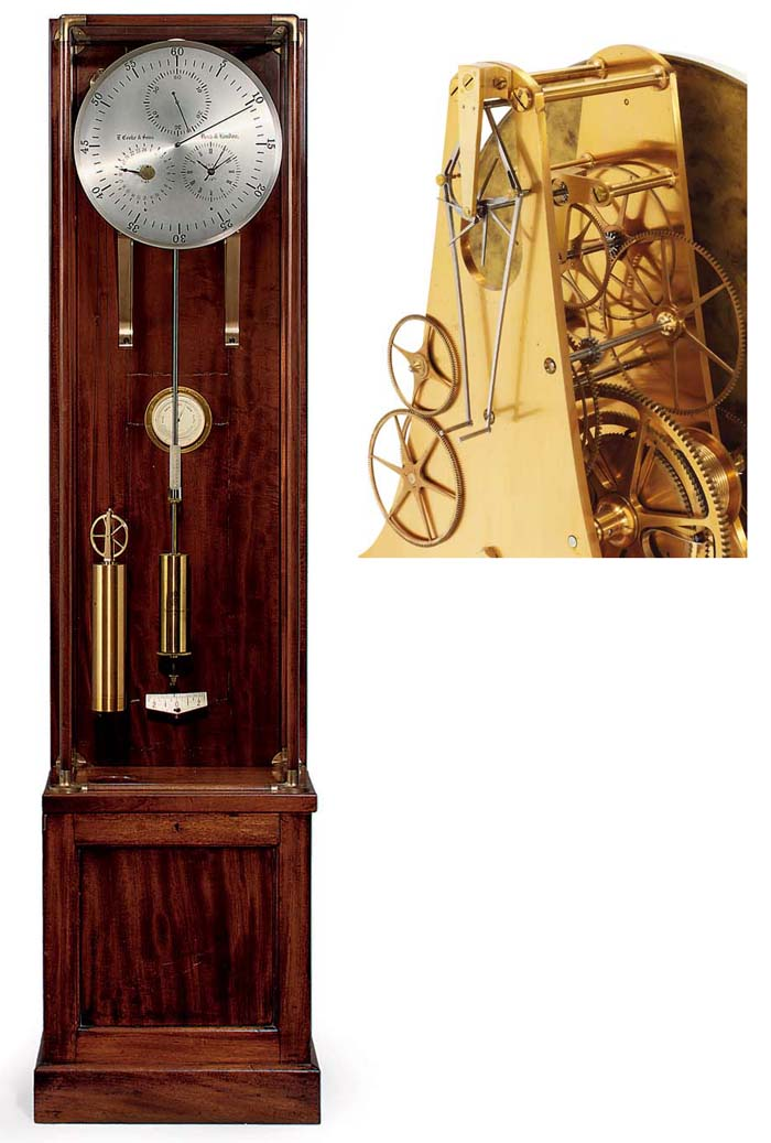 A Victorian mahogany and brass