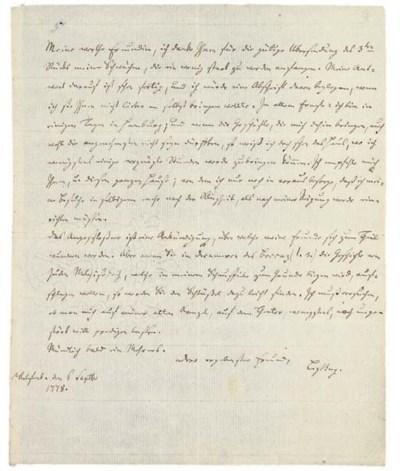 LESSING, Gotthold Ephraim (172