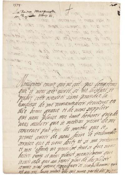 MARGUERITE DE VALOIS (1553-161