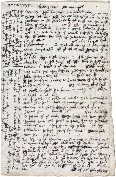 MATHER, Increase (1639-1723, p