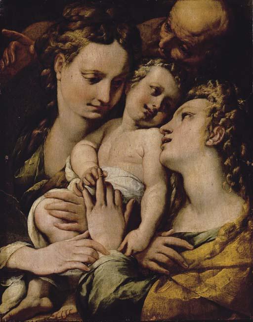 Giulio Cesare Procaccini (Bologna 1574-1625 Milan)