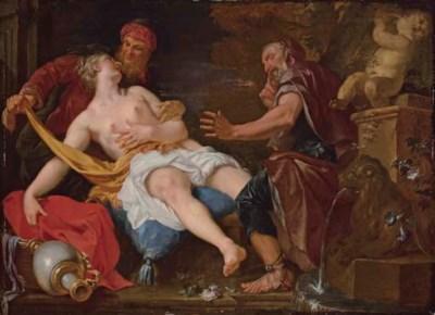 Johann Carl Loth (Munich 1632-