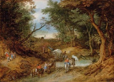 Jan Brueghel I (Brussels 1568-
