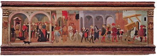 Giovanni di Ser Giovanni Giudi, Lo Scheggia (S. Giovanni Valdarno 1406-1486 Florence)