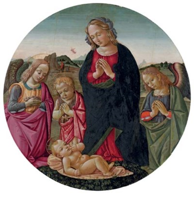 Bartolomeo di Giovanni (active