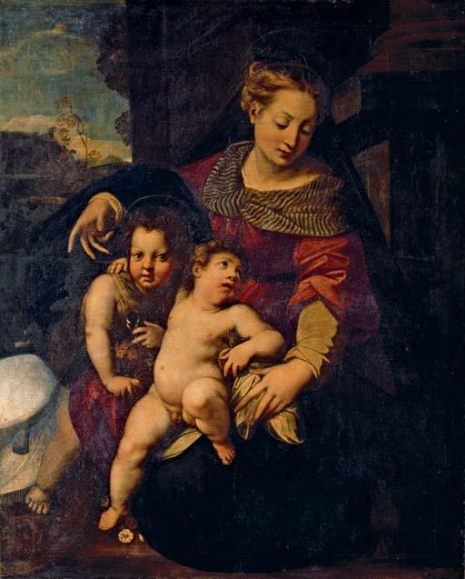 Tuscan School, circa 1600