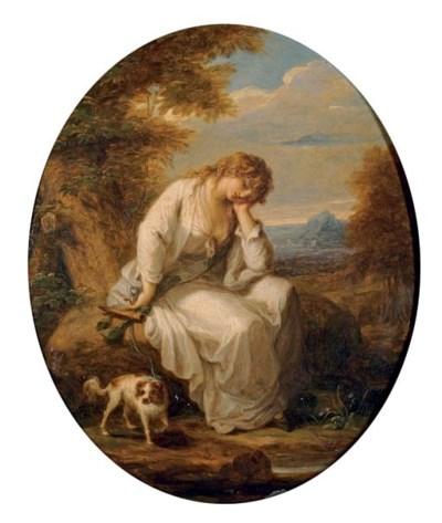 Angelica Kauffmann, R.A. (Grau