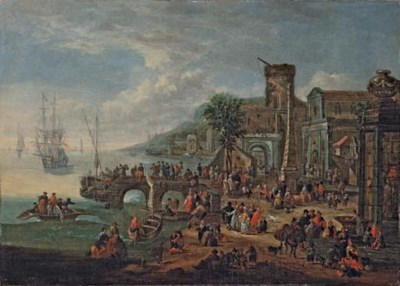 Theobald Michau (Doornik 1676-