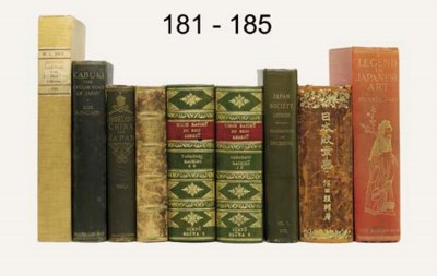 A GROUP OF BOOKS INCLUDING