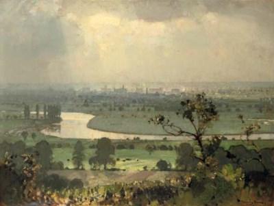Sir John Alfred Arnesby Brown,