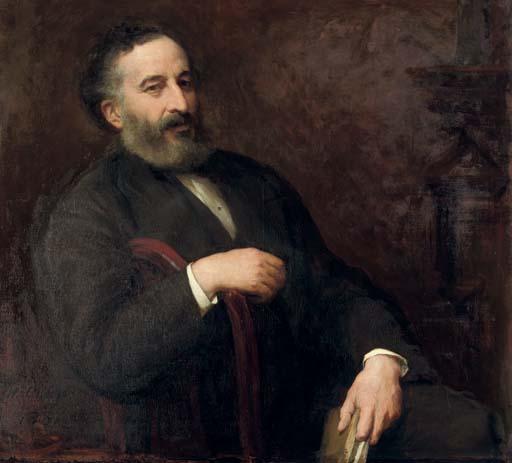 Portrait of Stephen Augustus Ralli