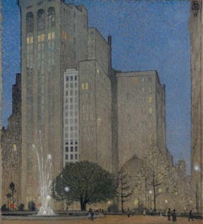 Maxwell Ashby Armfield (1892-1