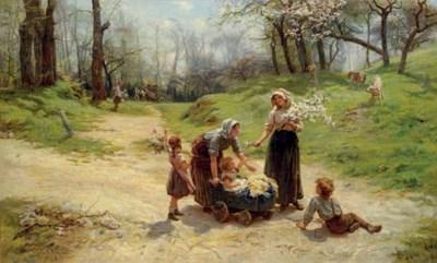 Frederick Morgan (1847-1927)