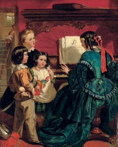 Henrietta Mary Ada Ward (1832-