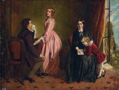 REBECCA SOLOMON (1832-1886)