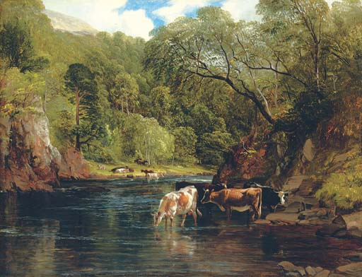 THE RIVER AWE, ARGYLESHIRE