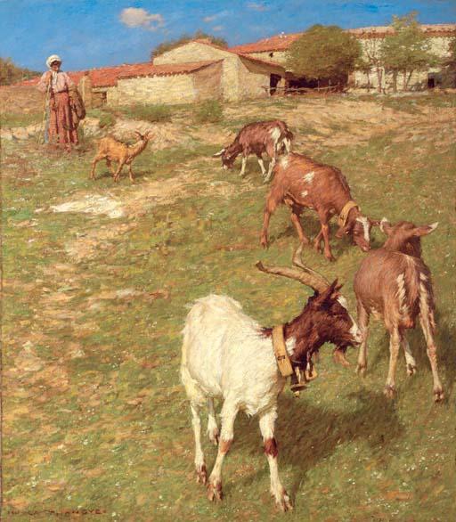 Provençal farm