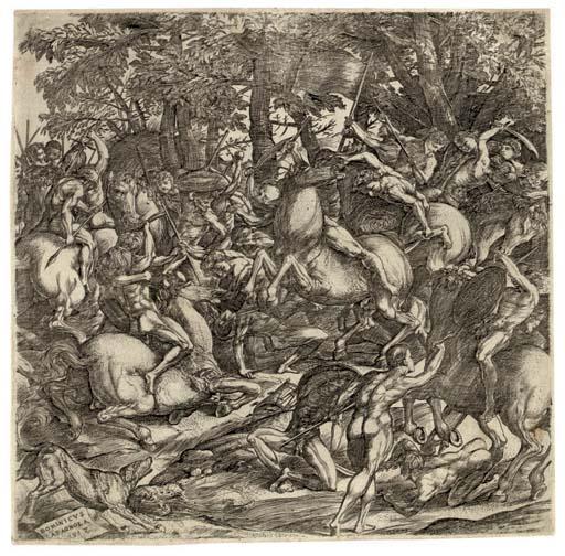 Domenico Campagnola (1500-1564