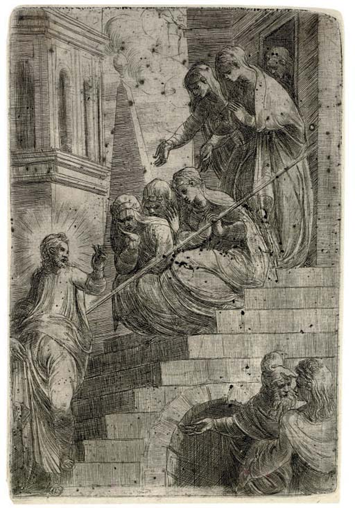 Andrea Meldolla (around 1510/1