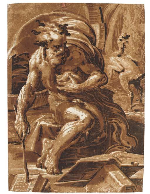 Ugo da Carpi (circa 1480-1525)