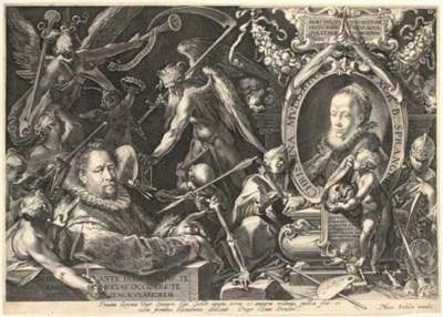 Aegidius Sadeler (circa 1555-1