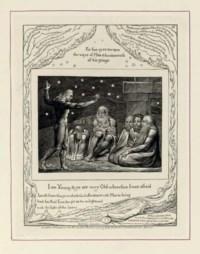 llustrations of the Book of Job (Binyon 105-126; Bentley 421)
