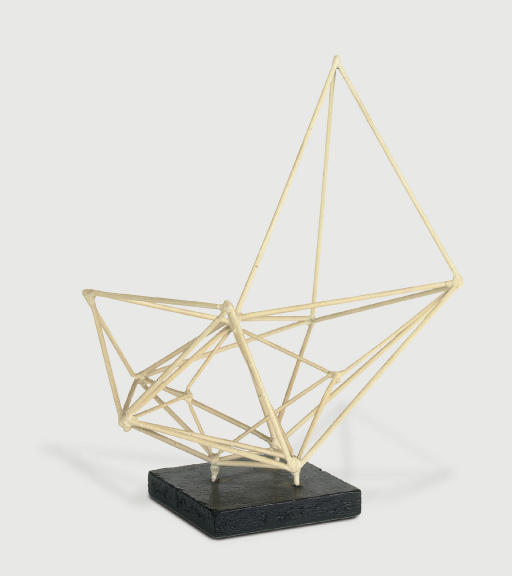 Maquette No. 2 for Triangulated structure No. 1