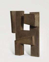 Rectangular bronze form No. 2
