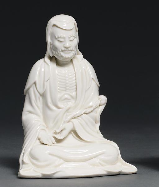 A BLANC-DE-CHINE MODEL OF A SE