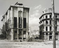 Rue Dakar, Beirut, 1991