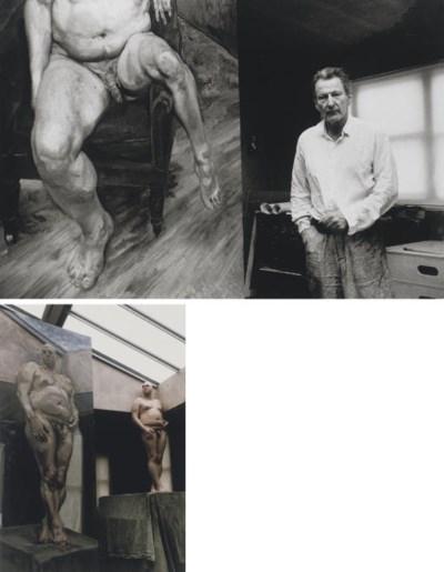 BRUCE BERNARD (1928-2000)