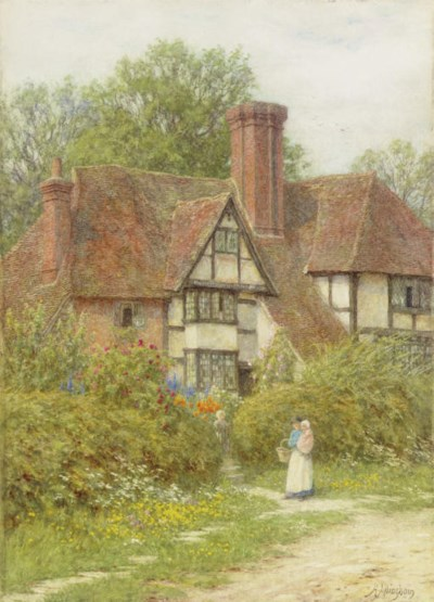 Helen Allingham, R.W.S. (1848-