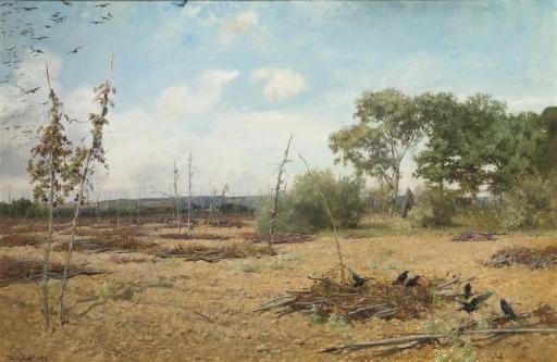 Maud Naftel, A.R.W.S. (1856-18