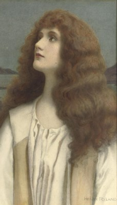 Henry Ryland, (1856-1924)