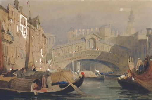 Samuel Prout, O.W.S (1783-1852
